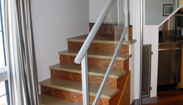 stairs & custom pieces