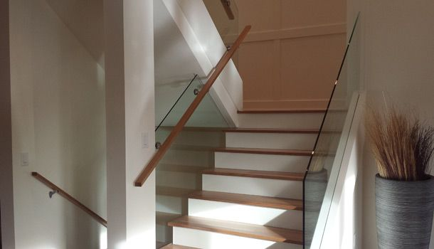 frameless glass rails